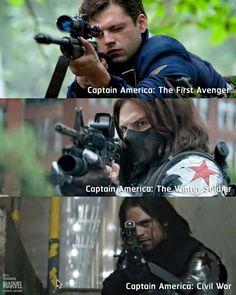 Bucky evolution or not