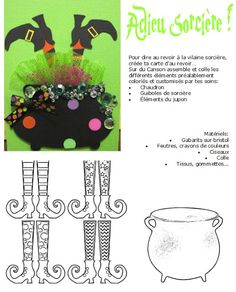 Great idea for Halloween! Great idea for Halloween! Plus Great idea for Halloween! Diy Halloween Activities, Halloween Decorations For Kids, Halloween Door, Halloween Patterns, Diy Halloween Decorations, Halloween Cards, Holidays Halloween, Happy Halloween, Moldes Halloween