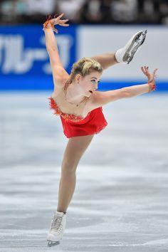 Gracie Gold Photos - Japan Open 2015 Figure Skating - Zimbio
