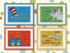 Hey, I found this really awesome Etsy listing at https://www.etsy.com/au/listing/253755903/set-dr-seuss-quotes-cross-stitch-pattern