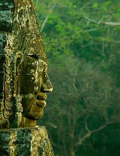 Cambodia Angkor A region that served as the seat of the Khmer empire from the to the cen. more with healing sounds: Vietnam, Phnom Penh, Laos, Amazing Places On Earth, Wonderful Places, Angkor Wat Cambodia, Khmer Empire, Cambodia Travel, Ancient Ruins