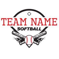 Free softball graphics clipart image 7