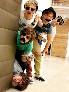 One Direction Detection!!