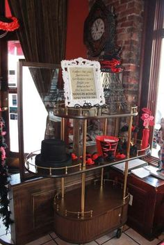Moulin Rouge/burlesque Birthday Party Ideas   Photo 1 of 66