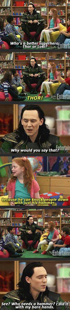 Oooooh Loki