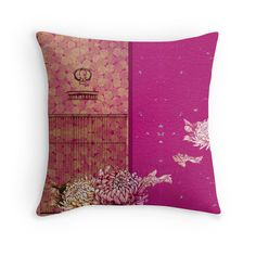 Freeing Beauty  # Fuchsia by PAPERPLAN