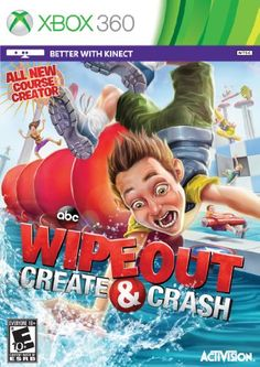 Wipeout Create  Crash  Xbox 360 >>> Read more  at the image link. Note:It is Affiliate Link to Amazon.