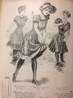 The Adventures of Old Things: The Delineator 1906 - Fashion and Features