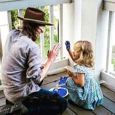 Carl and Judith - Season8 Episode9 - TWD