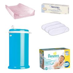 diapering essentials #babyregistry #target