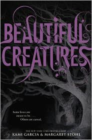 The Beautiful Creatures Series by Kami Garcia...Reading this now and I really like it!