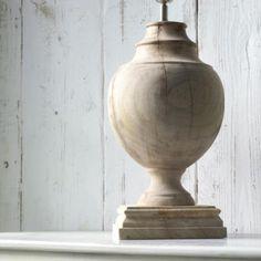Charmant Mandovi Lamp. Wood LampsTable ...