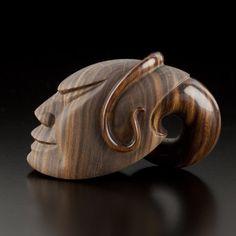 The Traveler by Kerry Kapua Thompson, Māori artist (KX101006)