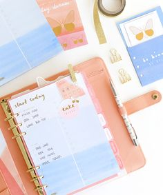 Decorate your Planner with our Favourite Accessories