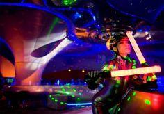 It's A Colourful Life: Bar & Nightclub Interiors!