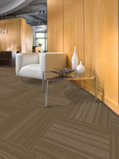 Amangani Tile by Durkan - Hospitality carpet tiles at its finest.