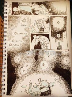 [1 page silent comic] Last night | Tachibana Lita on Patreon