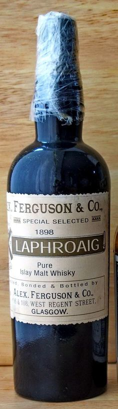 Vintage Scotch Whisky from Finest & Rarest Good Whiskey, Cigars And Whiskey, Scotch Whiskey, Bourbon Whiskey, Rare Whiskey, Whiskey Bottle, Single Malt Whisky, Wine And Spirits, Distillery