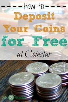 Don't want to pay Coinstar their 10% processing fee? Here's how to keep all your money and walk way happy. This is something you should do every time you have coins sitting around!