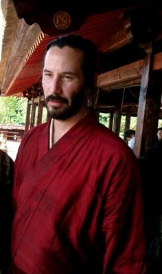 First Look at Keanu Reeves in 47 RONIN