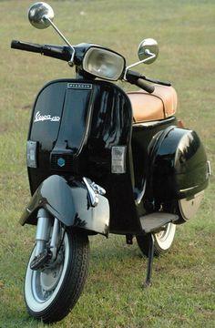 1980 Vespa P150X