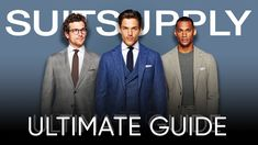 Ultimate Guide To SuitSupply (Worth The Money? My HONEST Opinion!)