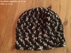 Mütze/Beanie - gestrickt