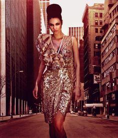 Vanessa dress by Denis Predescu  Buy it: http://shop.inspirare.com/items/vanessa-dress