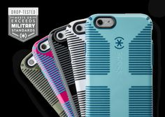 Image for military-grade drop tested protection for iPhone 6 by Speck