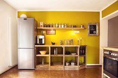 little kitchen idea