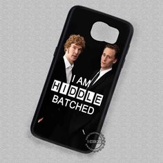 Quotes Tom Hiddleston Benedict Cumberbatch - Samsung Galaxy S7 S6 S5 Note 4 Cases & Covers