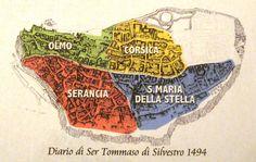 In un documento del 1137, per la prima volta, alla città di Orvieto viene…