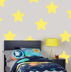 Star Decals Wall Decals For KidsStar Stickers Set Of by FabDecals