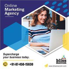 Bliss Marcom is the Best digital marketing agency in noida. We offer a wide range of digital marketing services like Web development, SEO, SMM & PPC Marketing Tactics, Marketing Training, Digital Marketing Strategy, Marketing Plan, Content Marketing, Internet Marketing, Online Campaign, Online Marketing Services, Technology