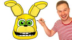 Drawing Sister Location Spring Bonnie Preview