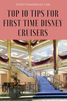 Are you looking for tips for Disney Cruise First Timers? A Disney Cruise is a magical experience.
