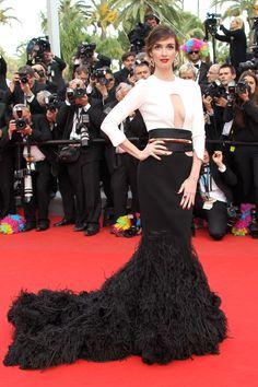 Paz Vega in Cannes 2012