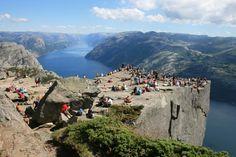 Trekking en Grupo Noruega