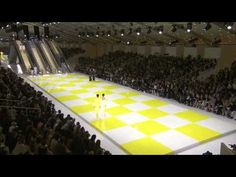 Louis Vuitton | Spring Summer 2013 by Marc Jacobs | Full Fashion Show in High Definition. (Widescreen - Exclusive Video)