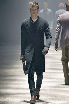 Lanvin Fall 2012 Menswear - Collection - Gallery - Style.com