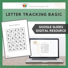 This digitally interactive resource is designed for use with Google Slides. This resource contains 10 slides in total. Answer sheets are included.The student must find all letters stated in the instruction, and drag the orange circles to mark the correct answers.