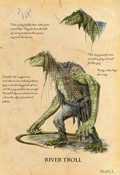 river troll spiderwick - Google Search