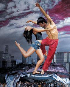 ☮ Chen Ming dance chinese art