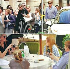Queen Maxima, King Willem and their daughters in Rome