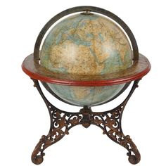 Modern Furniture Jersey City andrews' 18 inch terrestrial globe, 18 inch andrews floor globe