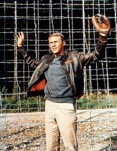 """Great Escape, The"" Steve McQueen 1963 UA"