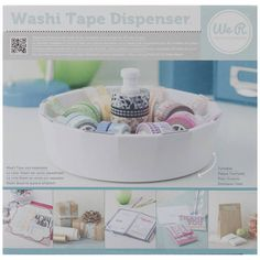 We R Memory Keepers Washi Tape Dispenser | Blitsy