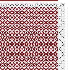 17 Best images about Weaving - 4 shaft or less weaving ...