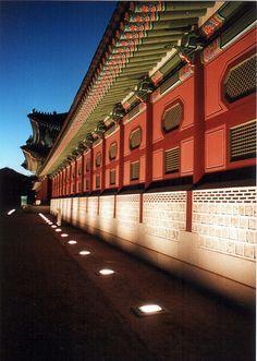 Seoul_Gyeongbukgong_Palace Travel Asian Korea