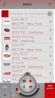iTuner Radio 한국 라디오